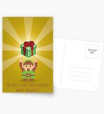 "The Legend of Zelda- ""You Got a Present!"" Postcards"