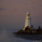 Sunset over Bonnet Island  by emmelined