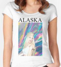 ALASKA 5000 Women's Fitted Scoop T-Shirt