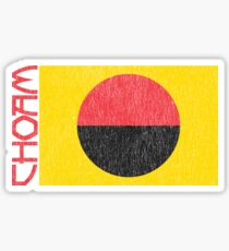 Flag of CHOAM - Dune  Sticker