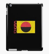 Flag of CHOAM - Dune  iPad Case/Skin