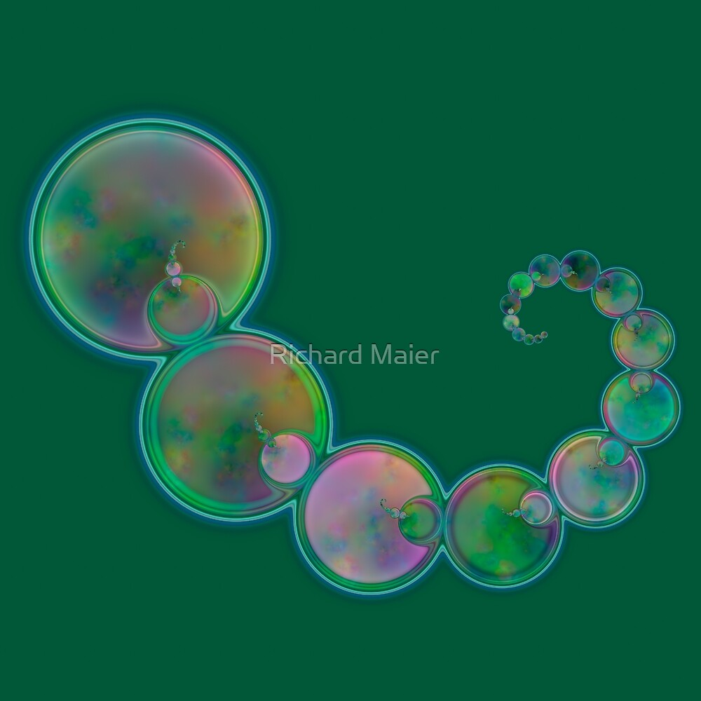 Celestial Spheres 3 by Richard Maier