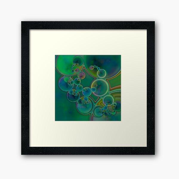 Celestial Spheres 4 Framed Art Print