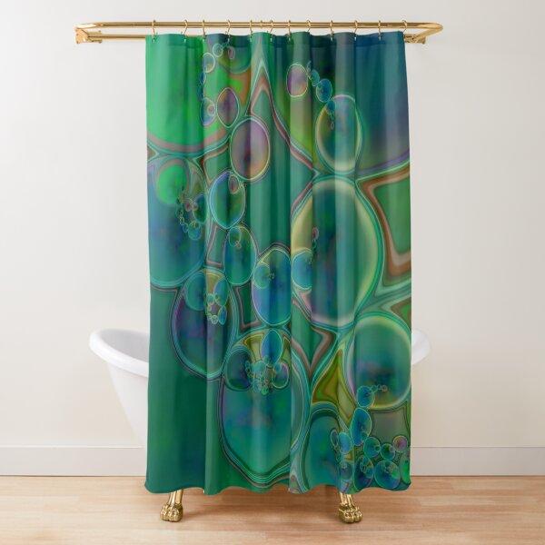 Celestial Spheres 4 Shower Curtain