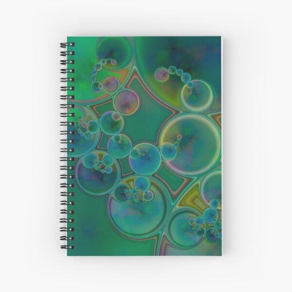 Celestial Spheres 4 Spiral Notebook