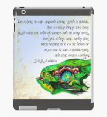 Hobbits on Party Business iPad Case/Skin