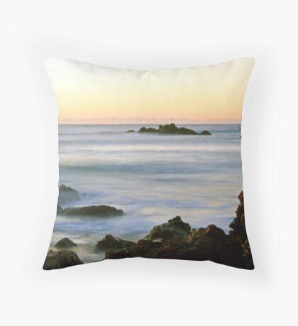 Port Macquarie Sunrise III Throw Pillow
