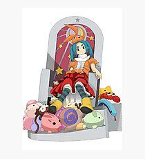 Stuffed toys machine Photographic Print