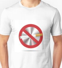 no smoking sign T-Shirt