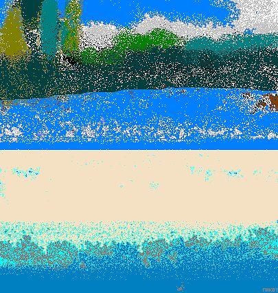 sandbar by mhkantor