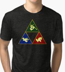 Hoenn's Legendary Triforce Tri-blend T-Shirt