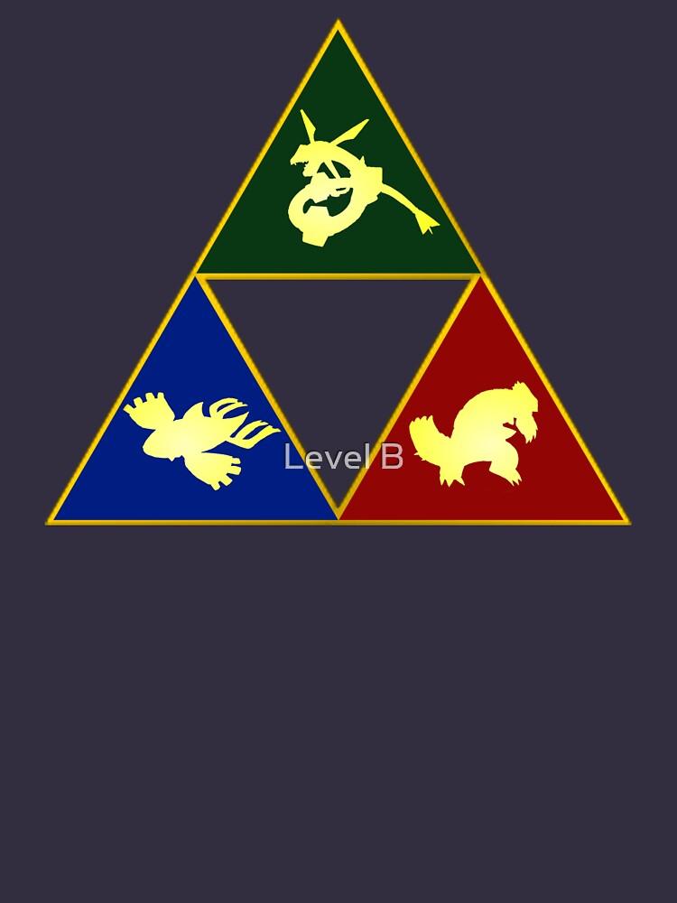 Hoenn's Legendary Triforce | Unisex T-Shirt