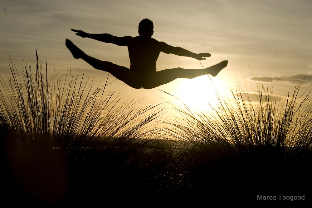 Leap by Maree Toogood