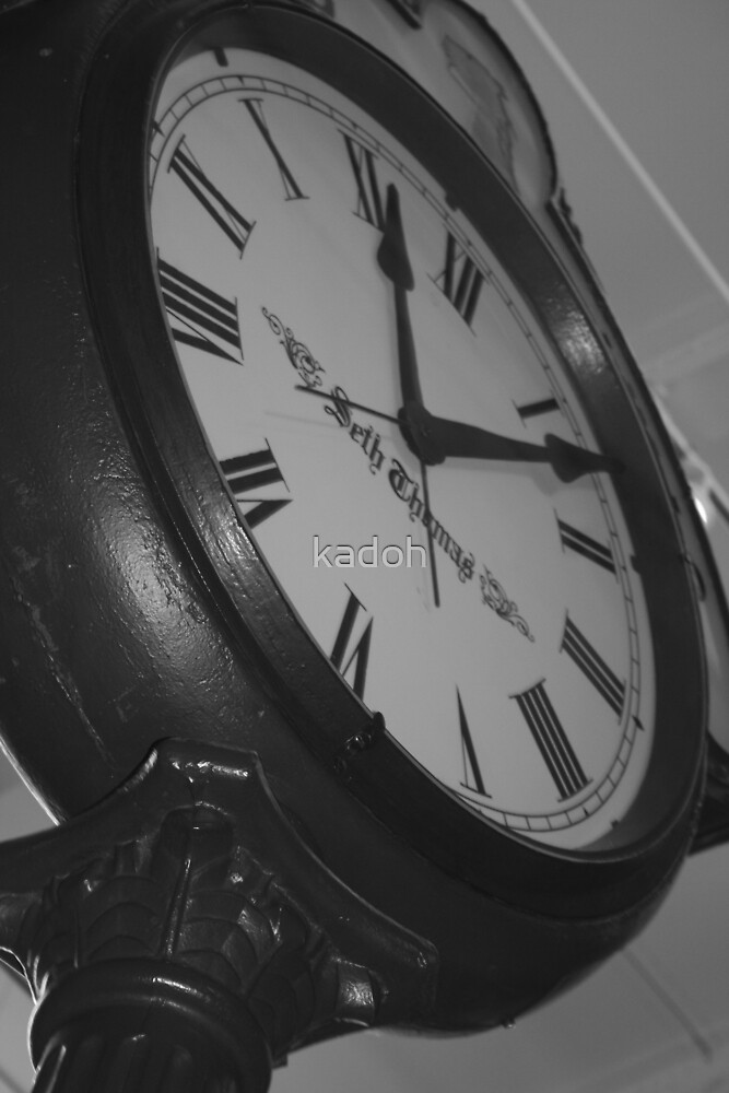 Do you have the time? by kadoh