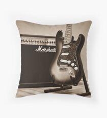Fender Throw Pillow