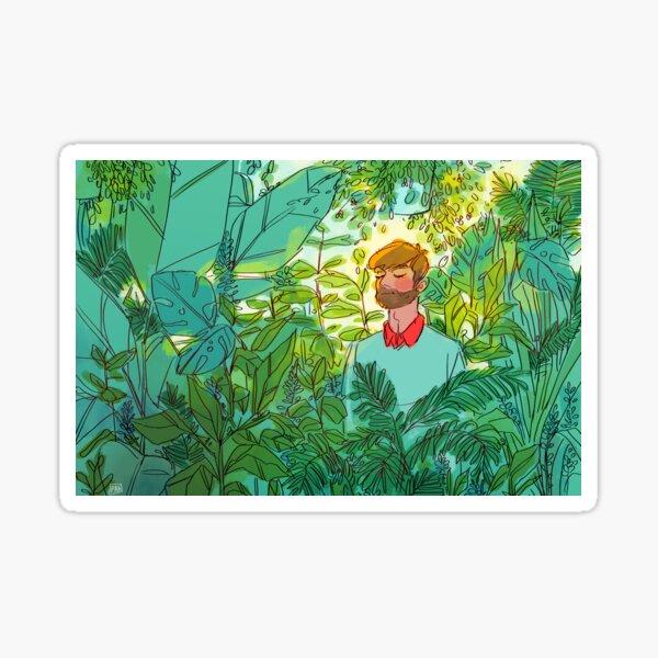 Rainforest Room Sticker