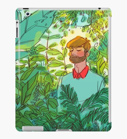 Rainforest Room iPad Case/Skin
