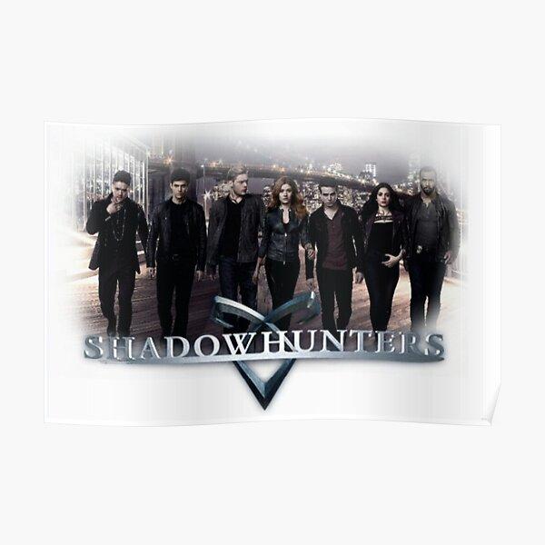 Shadowhunters saison 2 jeté Poster
