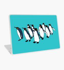 March of Penguins Laptop Skin