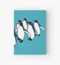 March of Penguins Hardcover Journal
