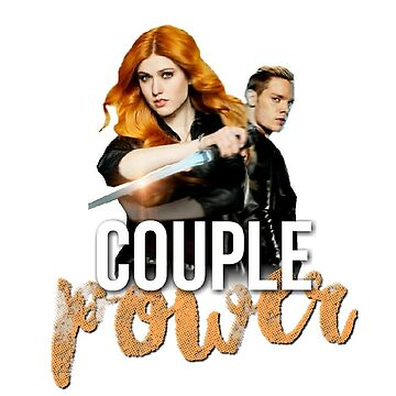 CLARY AND JACE. CLACE, COUPLE POWER I Shadowhunters by shadowsmalfoy