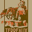 Terreaux Square - Lyon - France by nootrope