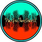 Pacific Northwest Reflections by EvePenman