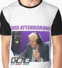 attenborough Graphic T-Shirt