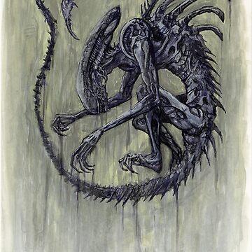 Xenomorph by lurchkimded
