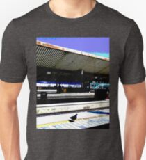 Commuter Blues Union Station T-Shirt