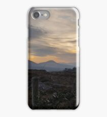 Sunset on  Kerry Way iPhone Case/Skin