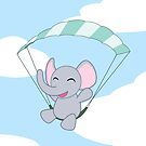 «Elephant» de fjilustrador
