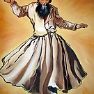 Semazen - Sufi Whirling Dervish by taiche
