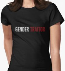 Gender Traitor (The Handmaid's Tale) Womens Fitted T-Shirt