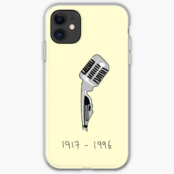 Ella Fitzgerald Tribute: 1917 - 1996 iPhone Soft Case