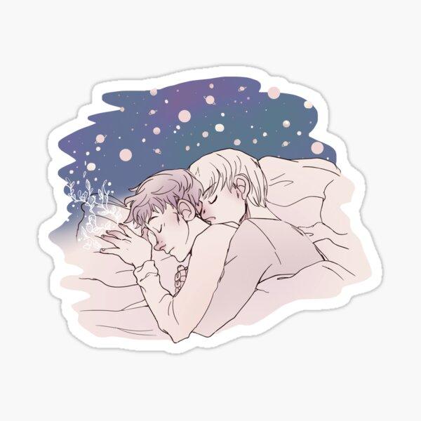 Planets_Merlin Sticker