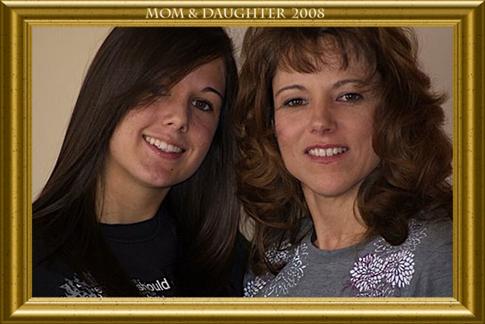 Me and my beautiful daughter by crosses