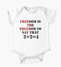 Freedom One Piece - Short Sleeve
