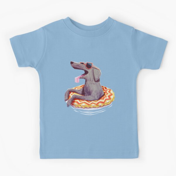Relaxed Doggo Kids T-Shirt