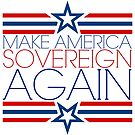 Make America Sovereign Again by EvePenman