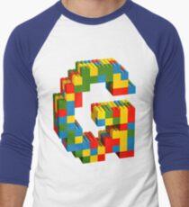 Innitial G Lego Men's Baseball ¾ T-Shirt