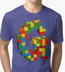 Innitial G Lego Tri-blend T-Shirt