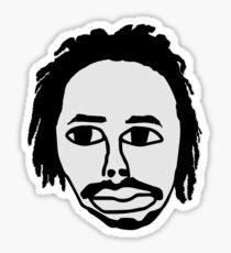 Earl Sweatshirt neues Logo Sticker