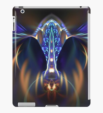 Extraterrestrial life #fractal art iPad Case/Skin