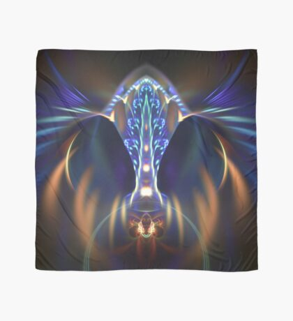 Extraterrestrial life #fractal art Scarf