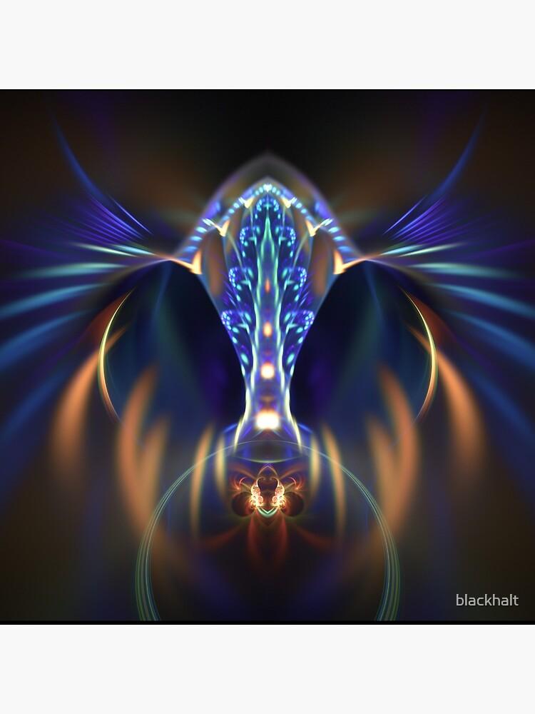 Extraterrestrial life #fractal art by blackhalt
