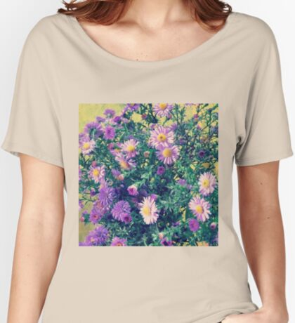 Dendranthema Relaxed Fit T-Shirt