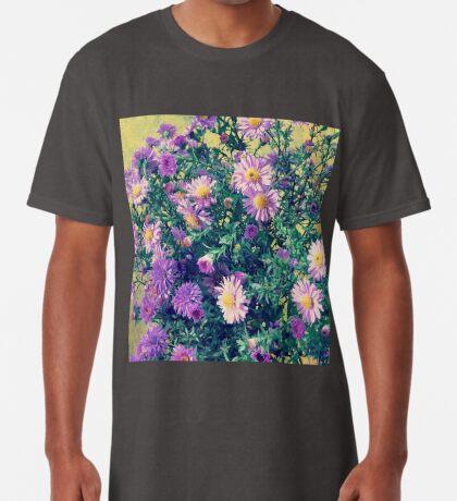Dendranthema Long T-Shirt