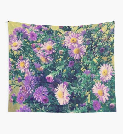 Dendranthema Wall Tapestry