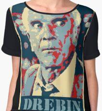 Drebin Chiffon Top